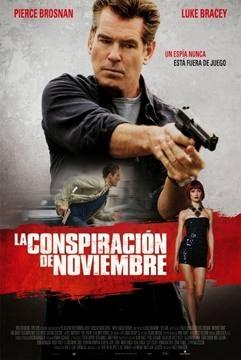 descargar La Conspiración de Noviembre, La Conspiración de Noviembre español