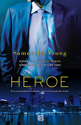 LIBRO - Héroe Samantha Young (Ediciones B - Febrero 2016) NOVELA ROMANTICA Edición papel & digital ebook kindle Comprar en Amazon España