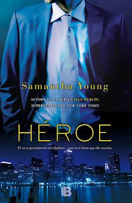 LIBRO - Héroe Samantha Young (Ediciones B - Febrero 2016) NOVELA ROMANTICA Edición papel & digital ebook kindle Comprar en Amazon España