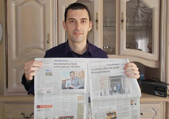 Stéphane Grare Journal La Provence