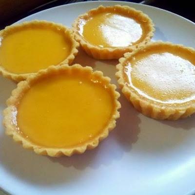 Gambar Resep Kue Pie Susu Enak Warna Kekuningan