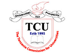 TCU - TANZANIA COMMISSION FOR UNIVERSITIES