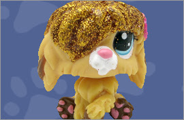 LPS Sheepdog Figures