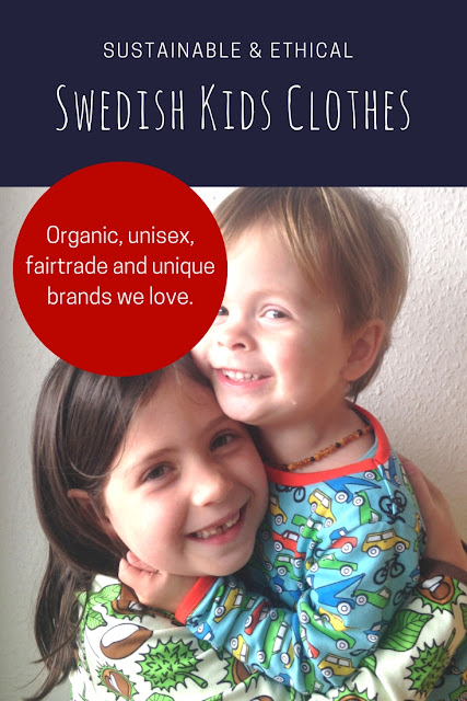 Swedeish Kids clothes brands we love: organic, unisex and unique