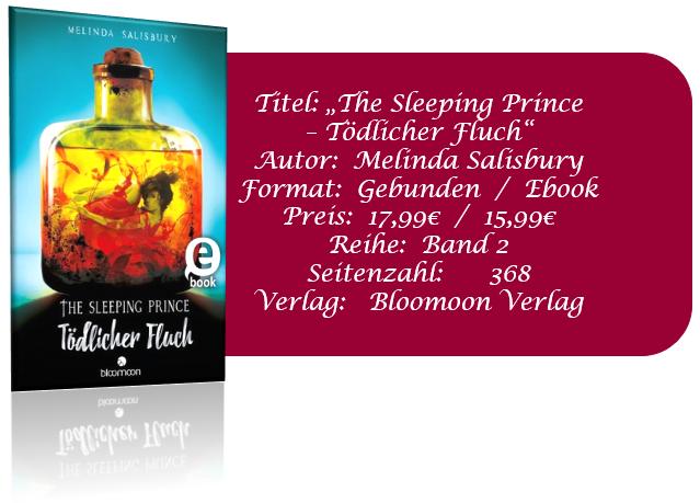 reading is like taking a journey der schlafende prinz naht rezension the sleeping prince. Black Bedroom Furniture Sets. Home Design Ideas