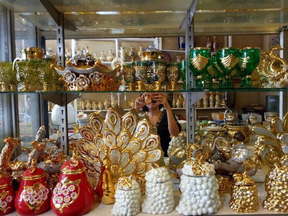 Pasar Keramik Sitimang - Janoopedia
