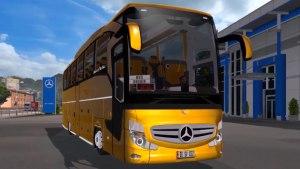 Mercedes Benz Travego Bus Mod