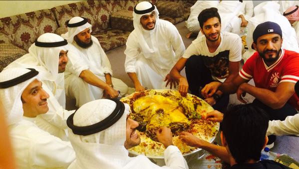 اكلات شعبية سعودية نجدية