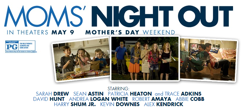 Moms' Night Out The Movie