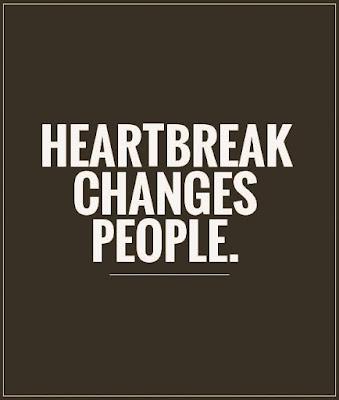 Feeling Heartbreak Quotes