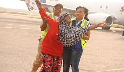 Résultats de recherche d'images pour «161 Nigerians Return Home From Libya»