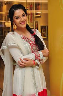 Actress Mehreen Pictures in White Salwar Kameez at Krishna Gadi Veera Prema Gaadha Movie Promotion  0023