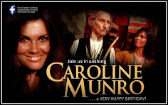 ACTRESS BOND GIRL AND HAMMER GLAMOUR FEMME CELEBRATES BIRTHDAY TODAY!