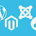 CMS Review: Magento, Drupal, Joomla & Wordpress !