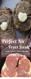 Perfect Air Fryer Steak