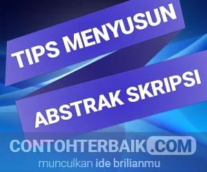 Tips dalam Penyusunan Abstrak Skripsi