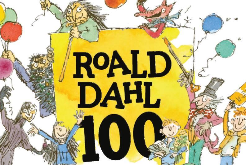 #roalddahl100, roald dahl, birthday, Pembrokeshire, Wales, afternoon tea,