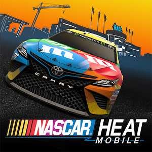 NASCAR Heat Mobile 1.3.2 apk Mod (Money)