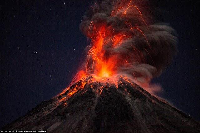 Se realiza Coloquio Internacional del Volcán, convergen expositores locales e internacionales