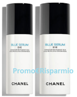 Logo Campione omaggio Blue Serum Eye Chanel: richiedilo gratis