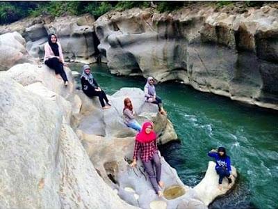 Wisata Alam Kuala Paret Tamiang Surga Dunianya Adventure