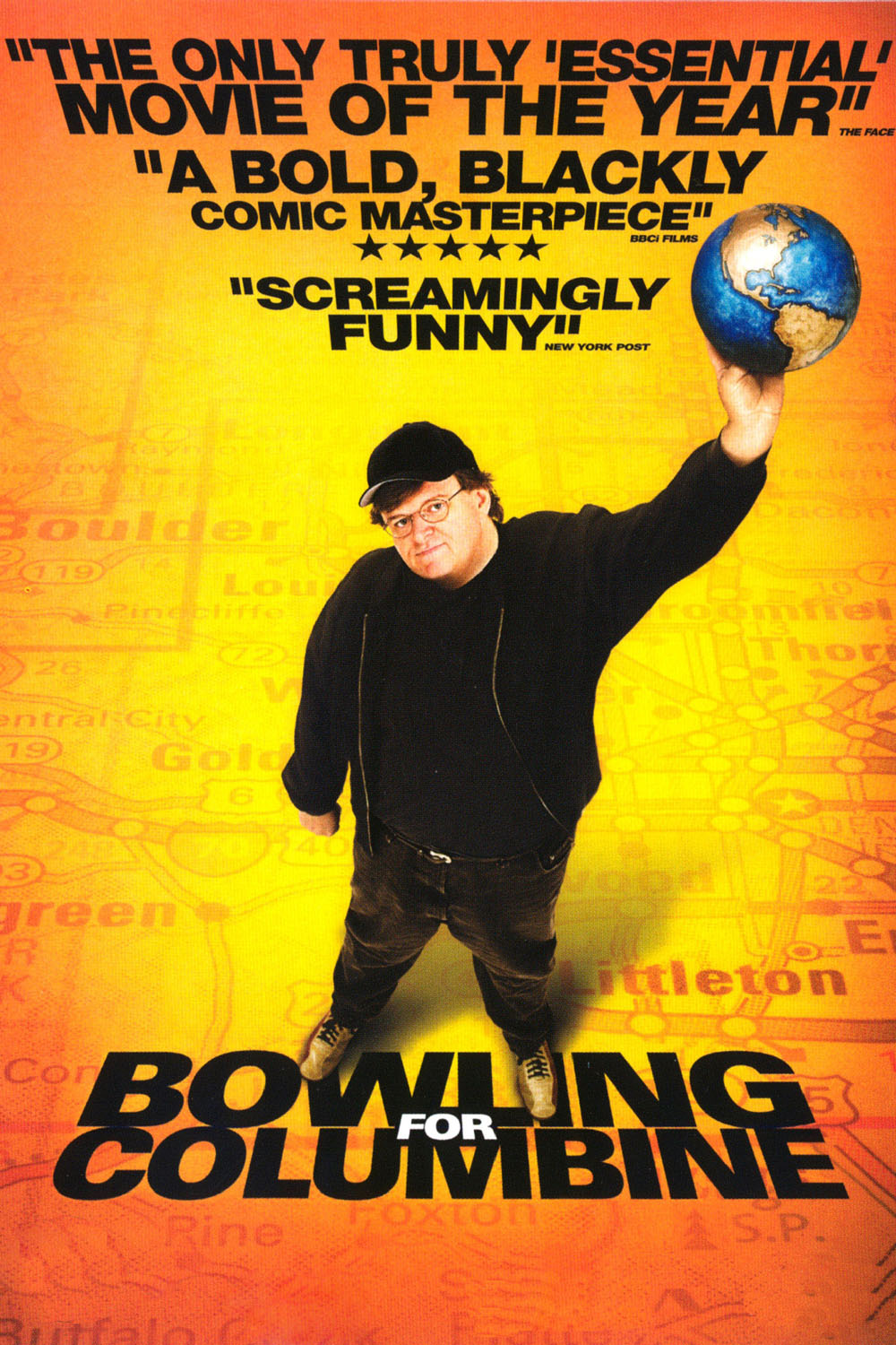 A review of the film bowling columbine