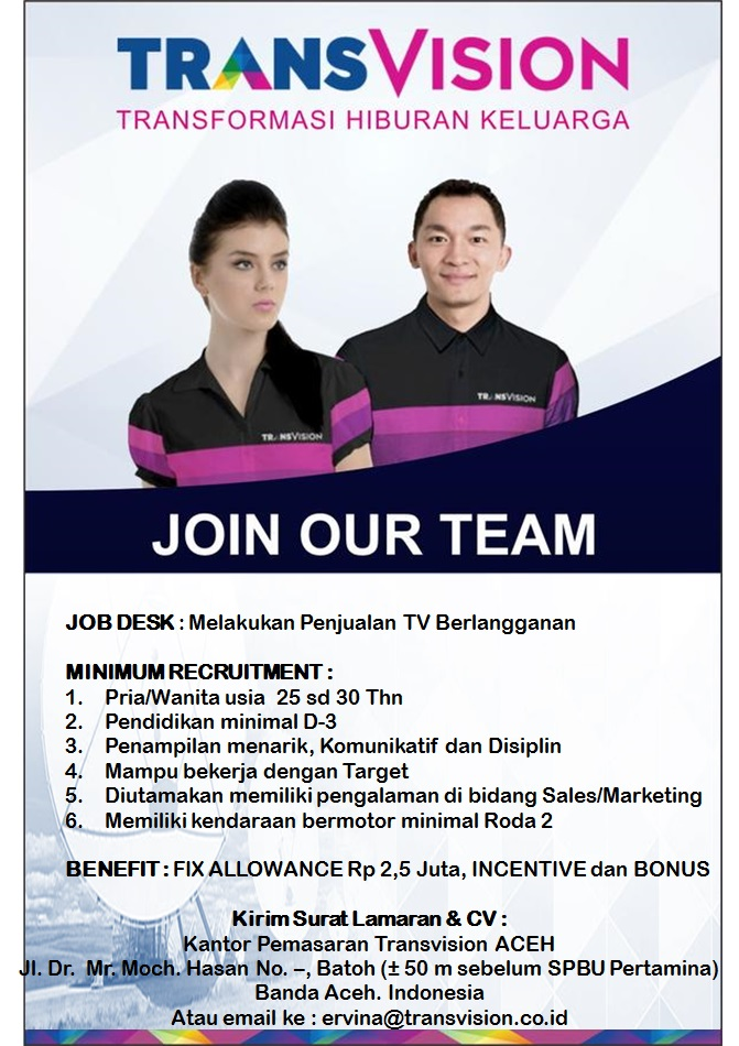 transvision aceh