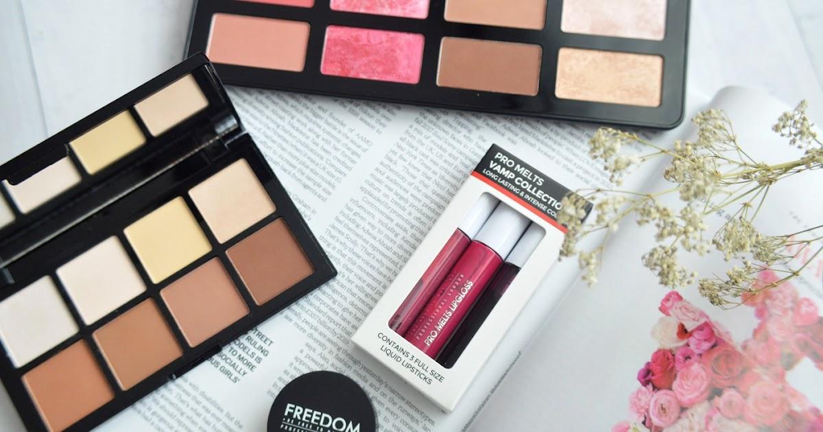 Freedom Makeup Mnostwo Nowosci Kosmetycznych Delishe Beauty