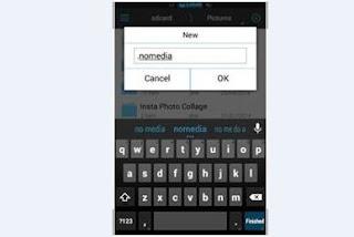 Cara Menyembunykan File Rahasia yang Aman di Android Tanpa Aplikasi