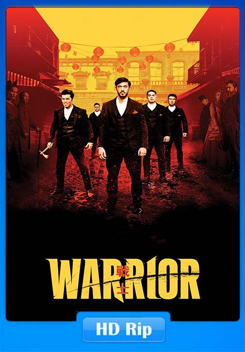 Warrior S01E03 720p WEB.DL X264