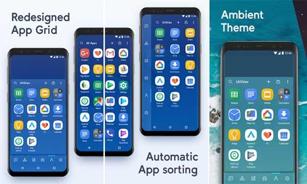 Aplikasi Launcher Android Terbaik Tahun 2018
