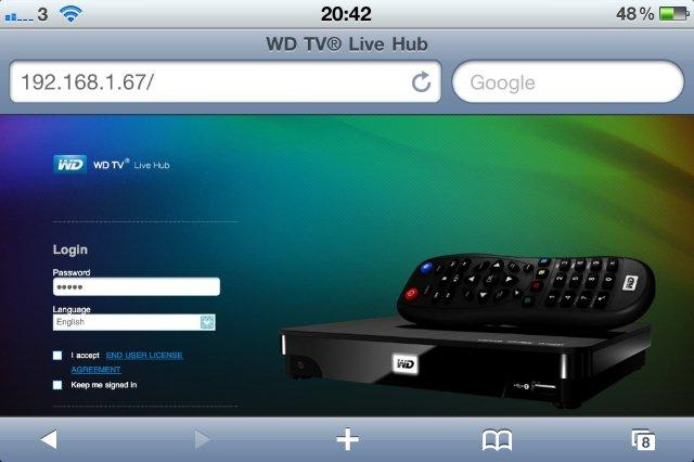 A Consuming Experience: Western Digital WD TV Live Hub Media