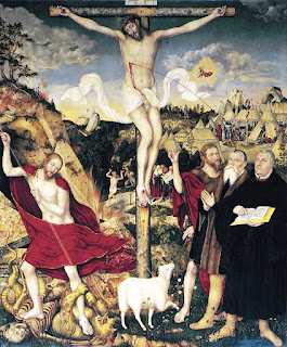 Cranach the Younger: Weimar Alterpiece
