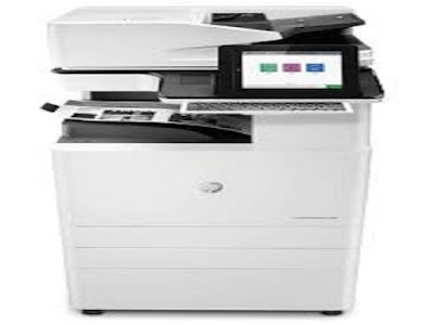 Image HP LaserJet MFP E72525 Printer Driver