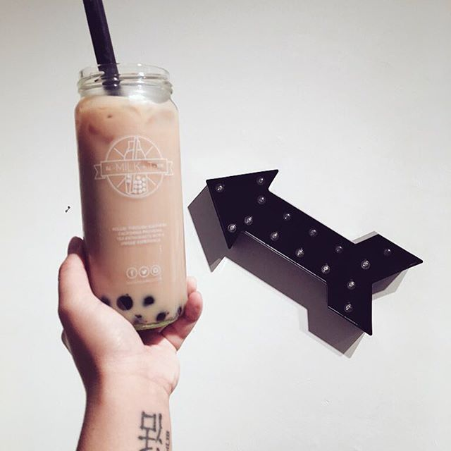 MILK + T: LA'S FIRST EVER SELF-SERVE BOBA TRUCK STARTS ROLLING THIS WEEK!