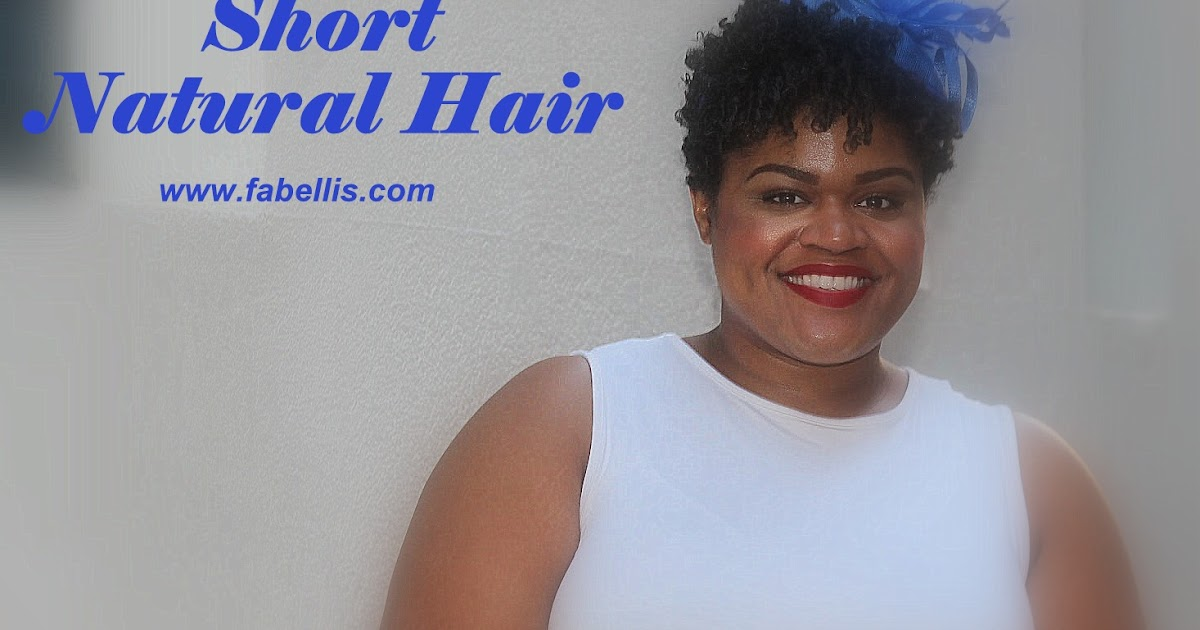 Three Joys Of Short Natural Hair