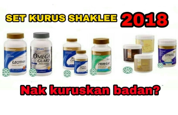 review set kurus shaklee 2018