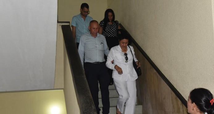 Palacio de Justicia en total calma, en víspera de conocer medidas de coerción a imputados en caso Odebrecht