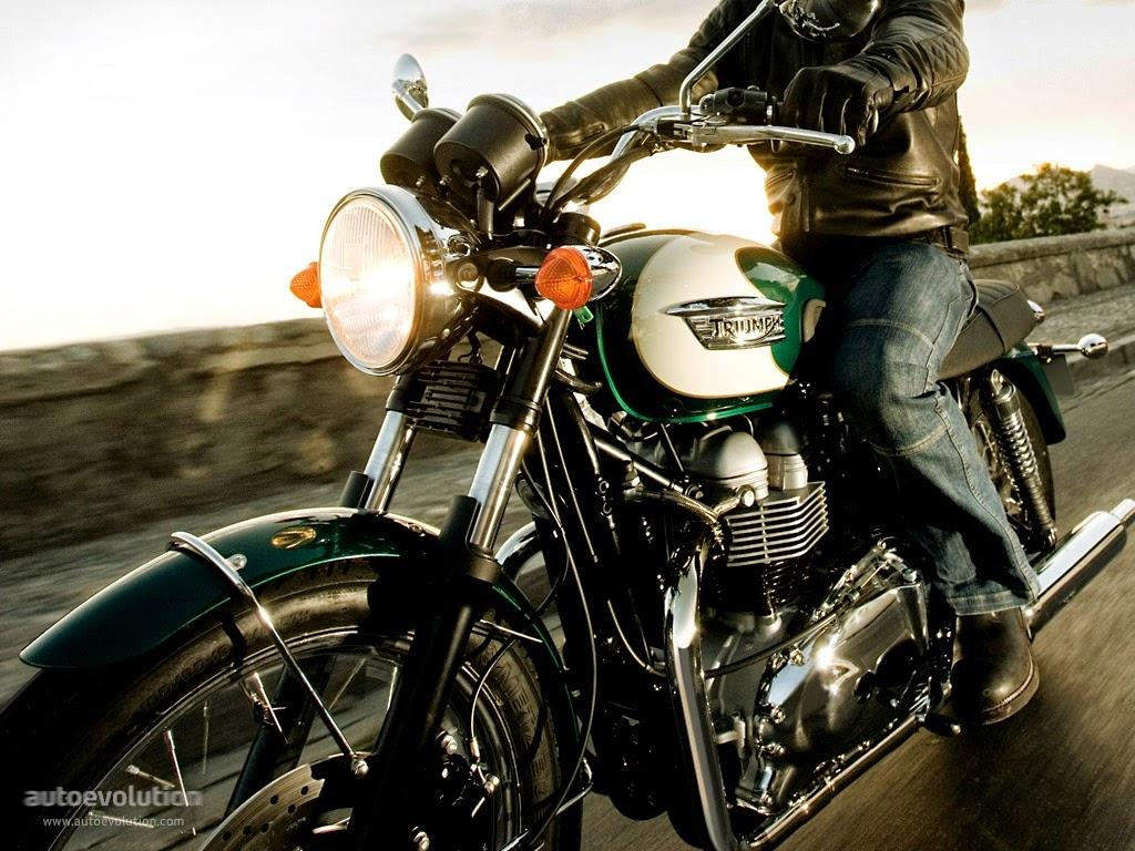 TRIUMPHBonnevilleT100 2642 2 - Tá preparado pra ter uma motocicleta antiga?
