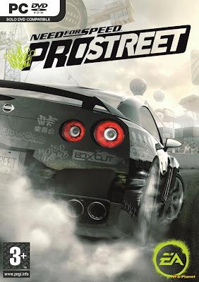 لعبة need for speed pro street من ميديا فاير