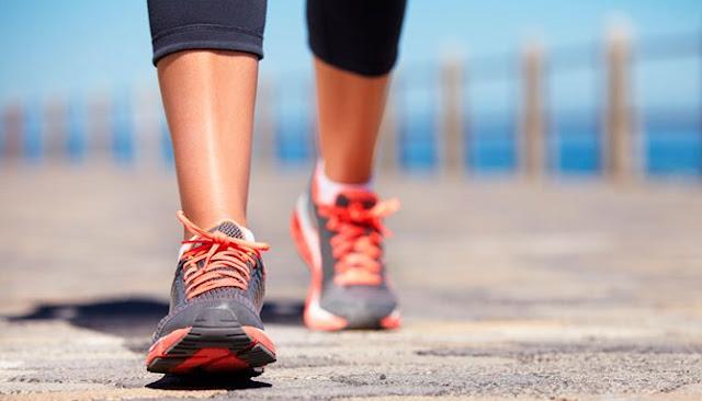 Enam Manfaat Berjalan Kaki Selama 15 Menit Sehari Untuk Kesehatan