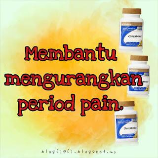 3 Testimoni Ostematrix Dan Period Pain.