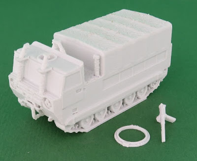 M548 Tracked Cargo Carrier picture 2