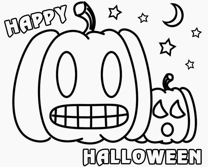 Funny adult coloring pages for Happy halloween coloring pages printable
