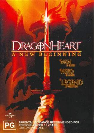 Dragonheart A New Beginning 2000 DVDRip 850MB Hindi Dual Audio 720p Watch Online Full Movie Download bolly4u