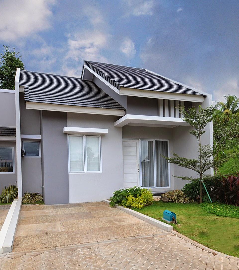 Kumpulan Contoh Desain Fasad Rumah Minimalis  Kumpulan