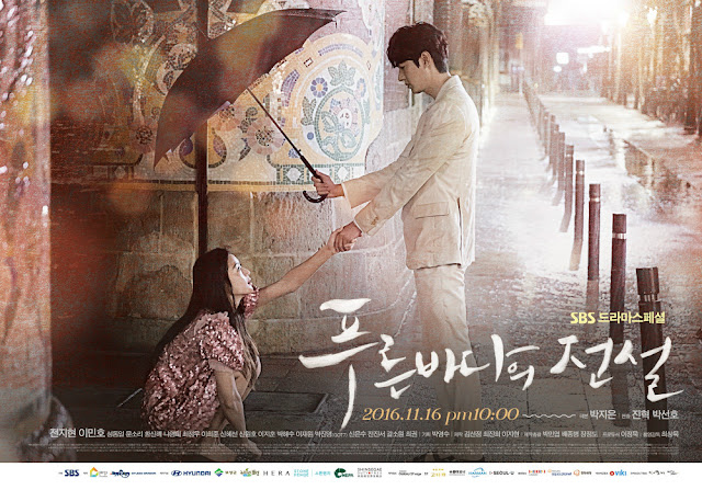 SINOPSIS dan Download Film The Legend of the Blue Sea