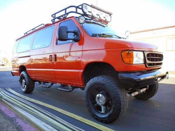 Ford Econoline E X Van