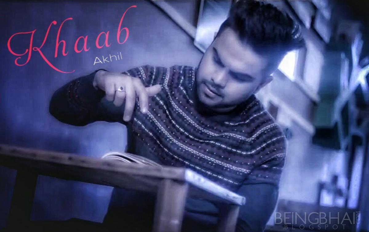 KHAAB Song Wallpapers || AKHIL || NEW PUNJABI SONG 2016
