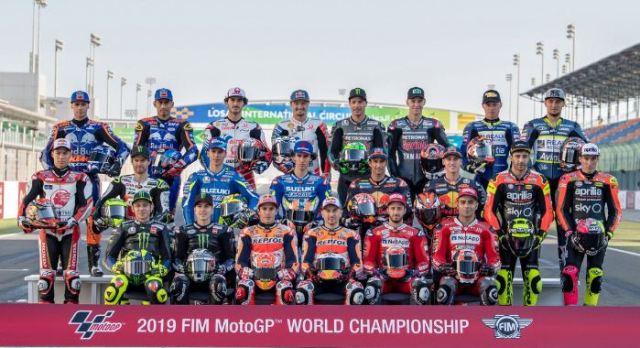 Klasemen MotoGP 2019